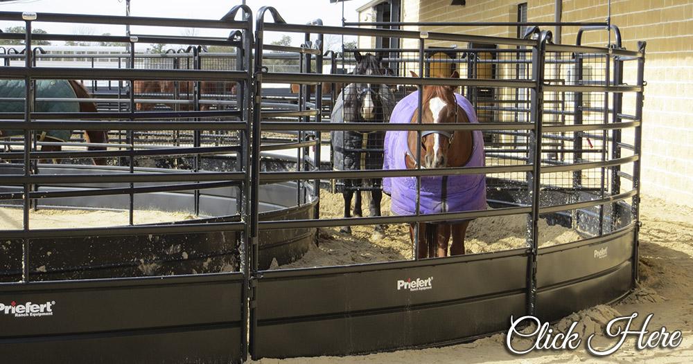 Priefert Horse Panel Walkers